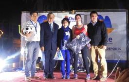 256 personas participaron en la última Corrida Nocturna del año en Ovalle