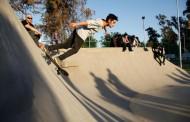 Sobre ruedas marcha construcción de Skate Park en Ovalle