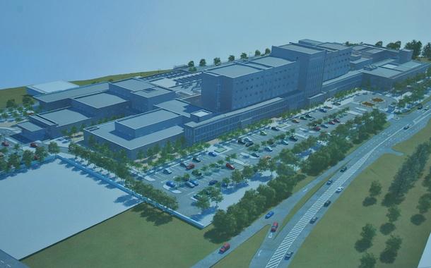 """""""Hospital de Ovalle se construirá íntegramente durante el actual gobierno"""""""