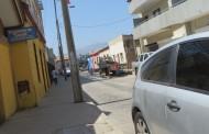 Vecina reclama por trabajos en calle Coquimbo: