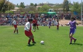 Las Pumitas de Cunco son las nuevas campeonas del Nacional de Fútbol Rural Femenino realizado en Ovalle
