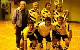 """Por un """"palo"""" que viejitos municipales no se traen la copa de Torneo Nacional de Baby"""