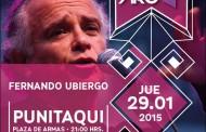 ¿Vamos a tomarnos un café para Platón con Fernando Ubiergo este jueves en Punitaqui?