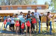 En Monte Patria lanzan programa para que hijos de trabajadoras temporeras  disfruten de vacaciones protegidas