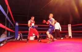 Boxing Club Ovalle cumple un sueño: inauguran ring profesional