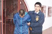 Acorralado por la policía se entrega uno de los  autores de homicidio de joven en la 8 de julio