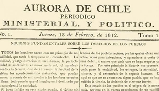 Resultado de imagen para dia de la prensa nacional chile
