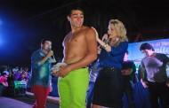 Yamna Lobos dejó la grande en Fiesta Guachaca de Punitaqui