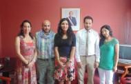 Con resultados positivos culmina reunión entre SENDA y el Municipio de Río Hurtado.