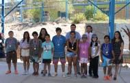 Con gran participación de estudiantes finalizó el programa Escuelas Abiertas