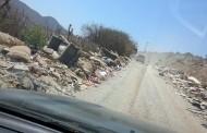 Accidente que cortó ruta dejó al descubierto increíble basural a las puertas de Ovalle