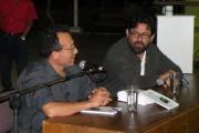Wilfredo Castro y Víctor Arenas presentan libros esta noche en Ovalle