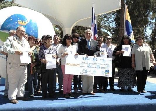 Hacen llamado 2015 para postular a los Fondos Concursables de Desarrollo Vecinal