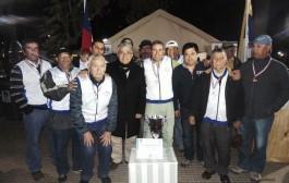 Rayueleros ovallinos viajan a representar a la región en torneo nacional en Arica