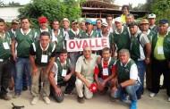 """Equipo ovallino de Rayuela estuvo en la """"quemá"""": 4° lugar en nacional de Arica"""