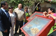Con cocinas solares buscan apoyar a familias del secano de Punitaqui