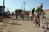 Solidaridad sobre ruedas: ciclistas de la región se reunieron para ayudar a compañero accidentado