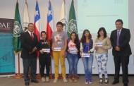 Más de 400 estudiantes de la Provincia del Limarí recibieron beca de alimentación Junaeb