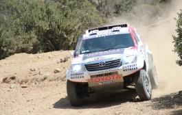 Primera fecha del Rally Baja Atacama llega con 40 pilotos hasta los caminos de Combarbalá