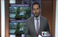 Periodista ovallino muestra las bondades del Limarí en Texas
