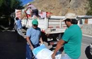 La solidaridad de la comuna de Monte Patria llegó a Alto del Carmen