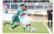 """La del """"picao"""": DT de Puerto Montt denuncia incentivos del SAU a jugadores del CDO"""