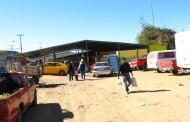 Se inicia pavimentación del sector mayorista de la Feria Modelo de Ovalle