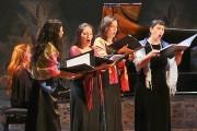 """""""Concerto Vocale"""" del Teatro Municipal de Santiago se presenta este viernes en Combarbalá"""