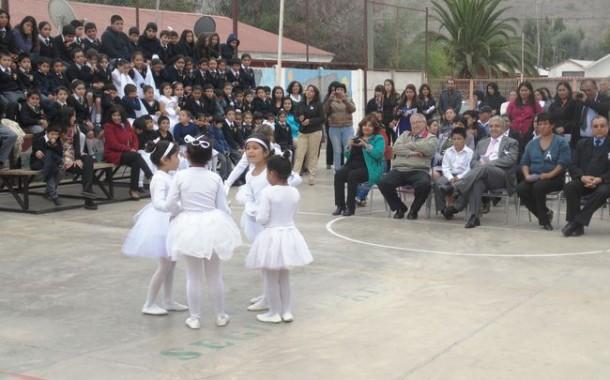 Escuela Lucía Nuñez de La Torre está celebrando 87 años de vida