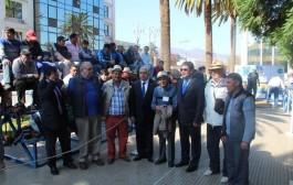 Al puerto de Coquimbo se fue la copa del Torneo Regional de Rayuela realizado en Ovalle