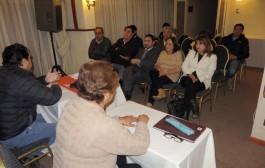 Cristián Venegas asume presidencia de la Corporación Social y deportiva de Ovalle