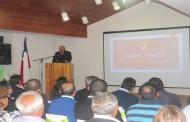 Alcalde de Punitaqui rinde Cuenta Pública en salón repleto de dirigentes
