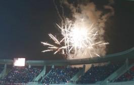 Con lágrimas en los ojos serenenses inauguraron el nuevo Estadio La Portada