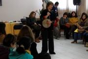 Con destacados artistas nacionales se realizó en Ovalle Seminario de Educación Artística