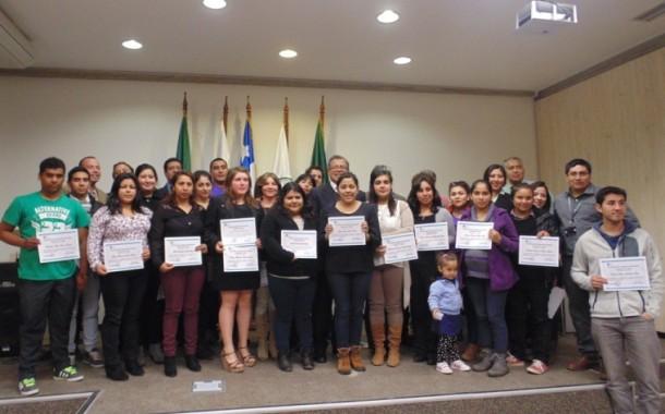 Servicio de Impuestos Internos certificó a estudiantes que participaron en Operación Renta 2015