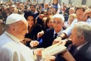 El día que el Papa Francisco conoció la sacrificada vida de los crianceros de la región de Coquimbo