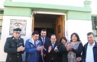 Reinauguran cárcel en Combarbalá acondicionada para 20 internos