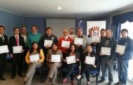 Municipios de Río Hurtado y La Higuera se capacitan en conjunto gracias a convenio de cooperación