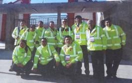 El equipo que representó a Ovalle en la Copa América