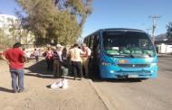 Socios de Ruta El Sol piden ayuda a autoridades para finalizar conflicto