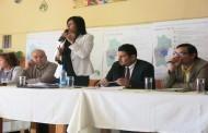Autoridades abordan demandas de habitantes de El Palqui