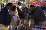 Gran éxito de exposición agropecuaria en Punitaqui