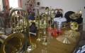 Con nuevos instrumentos se desarrolla proyecto de Banda Juvenil de Combarbalá