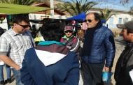 Teo Aguirre asegura que un sello de su campaña a diputado es la Descentralización