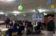 ANFUR de Ovalle celebró sus 27 años soñando con la casa propia