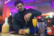 Barman ovallino destaca en competencia nacional