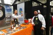 Chefs ovallinos le pusieron la enjundia a los Caldillos y Cazuelas del Maule