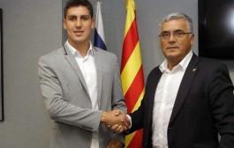 Ovallino Enzo Roco llega a uno de los grandes de España