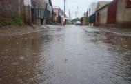 VIDEO: Así se vivió la lluvia en el centro de Ovalle