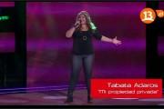 Joven artista combarbalina seduce a jurado de The Voice de canal 13